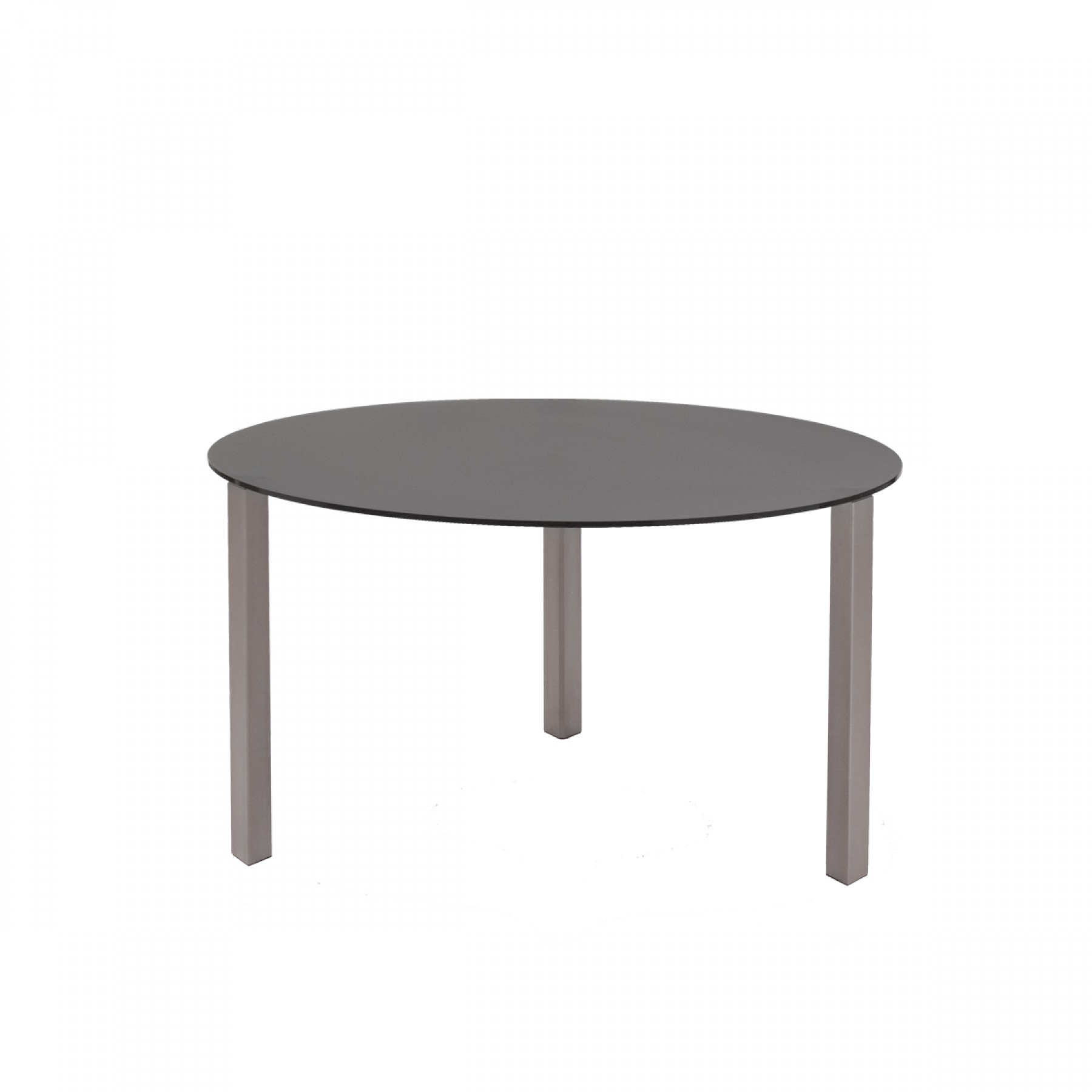 OCCHIO ROUND GLASS DINING TABLE Beyond Furniture