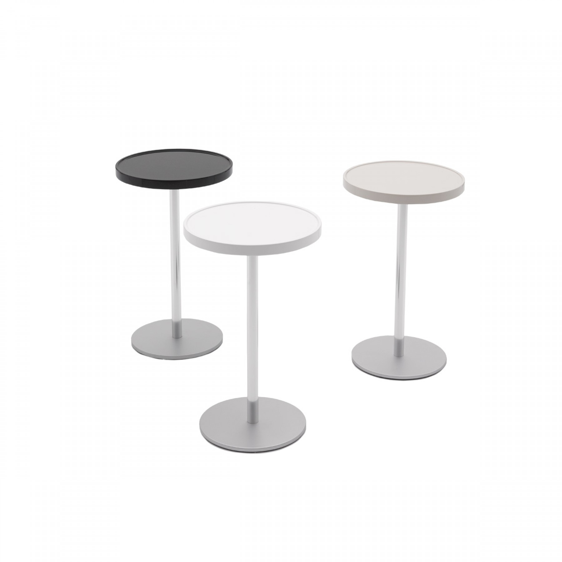 OLIVIA ROUND SIDE TABLE Beyond Furniture