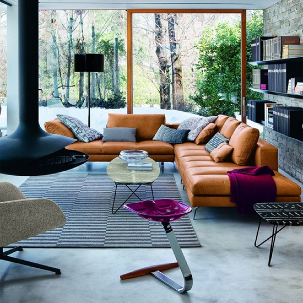 Top 5 Tan Leather Sofas
