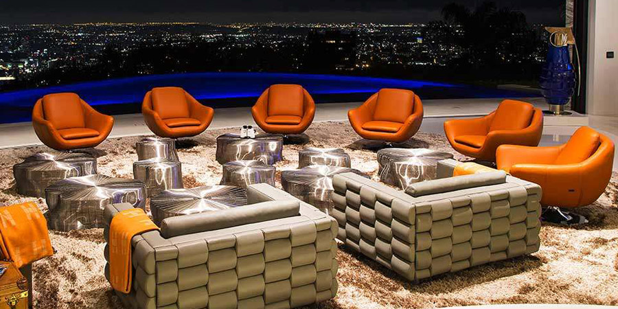 modern armchairs - Beyond furniture sydney