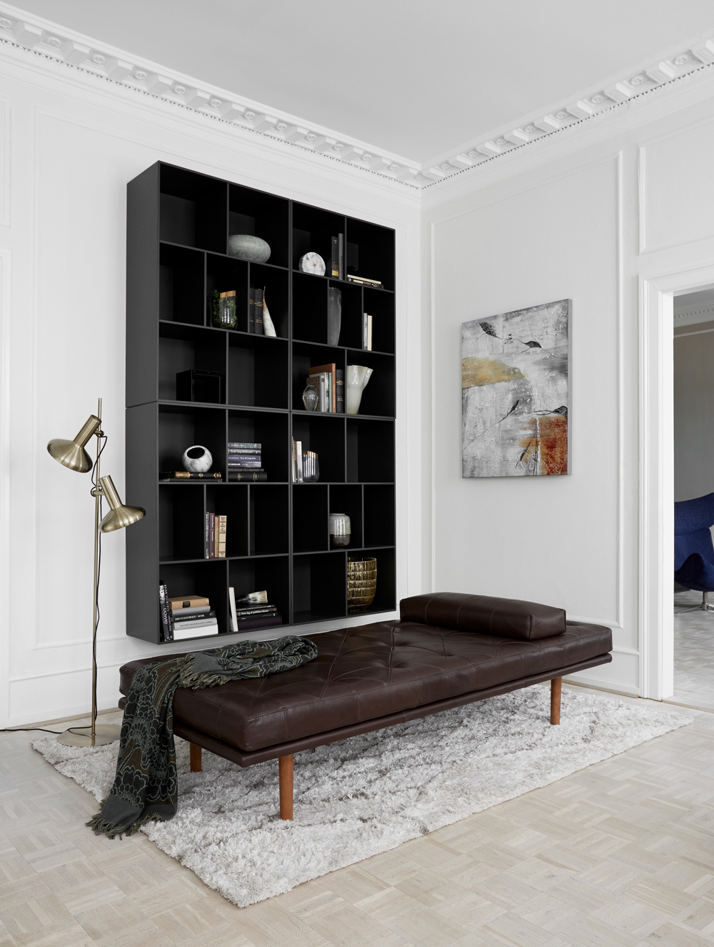 Como Bookcase by BoConcept