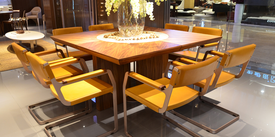 modern dining tables - Beyond Furniture Sydney