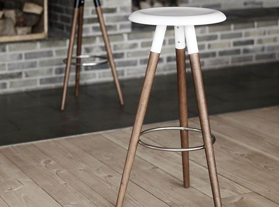 Vig designer bar stool
