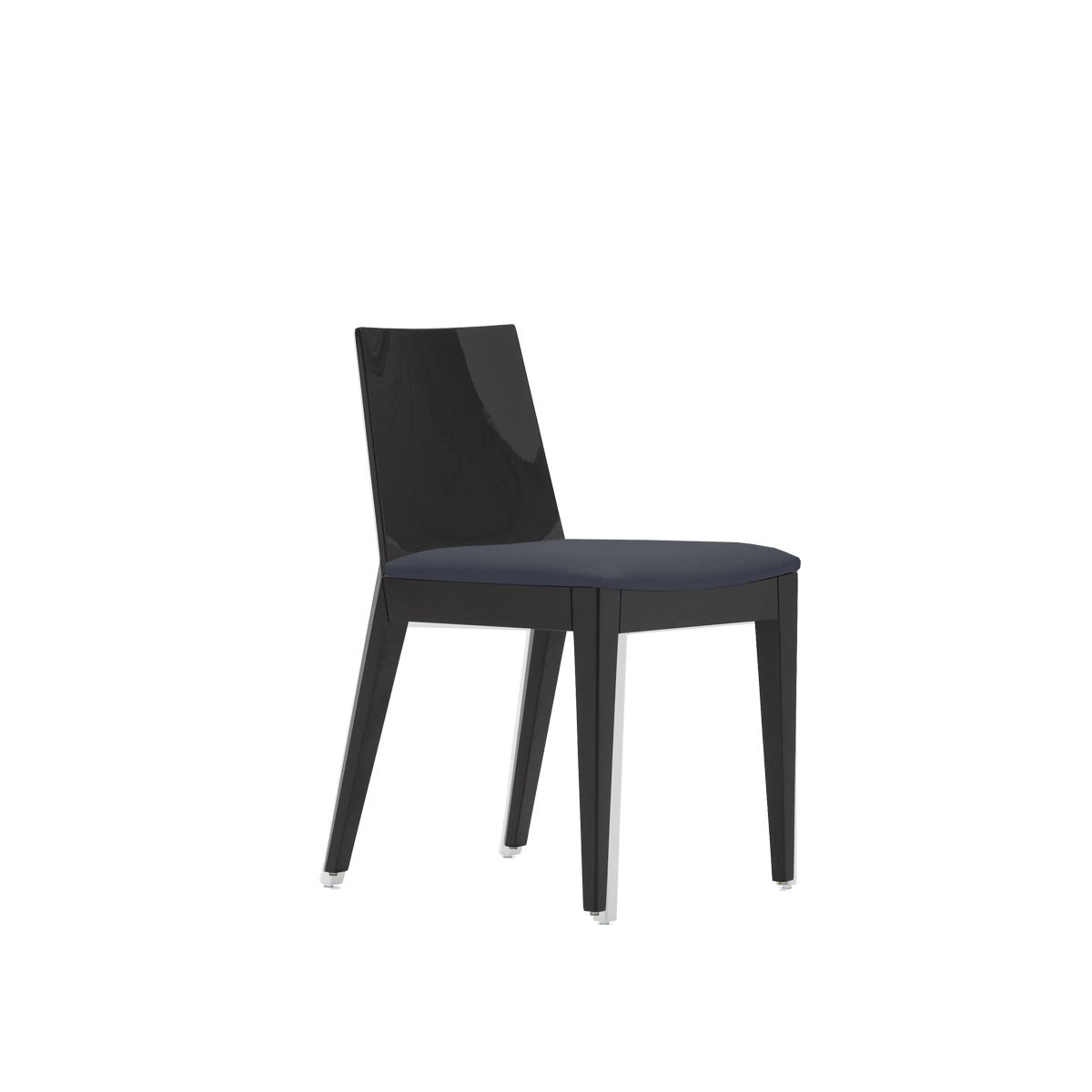 ava leather dining chair beyond furniture