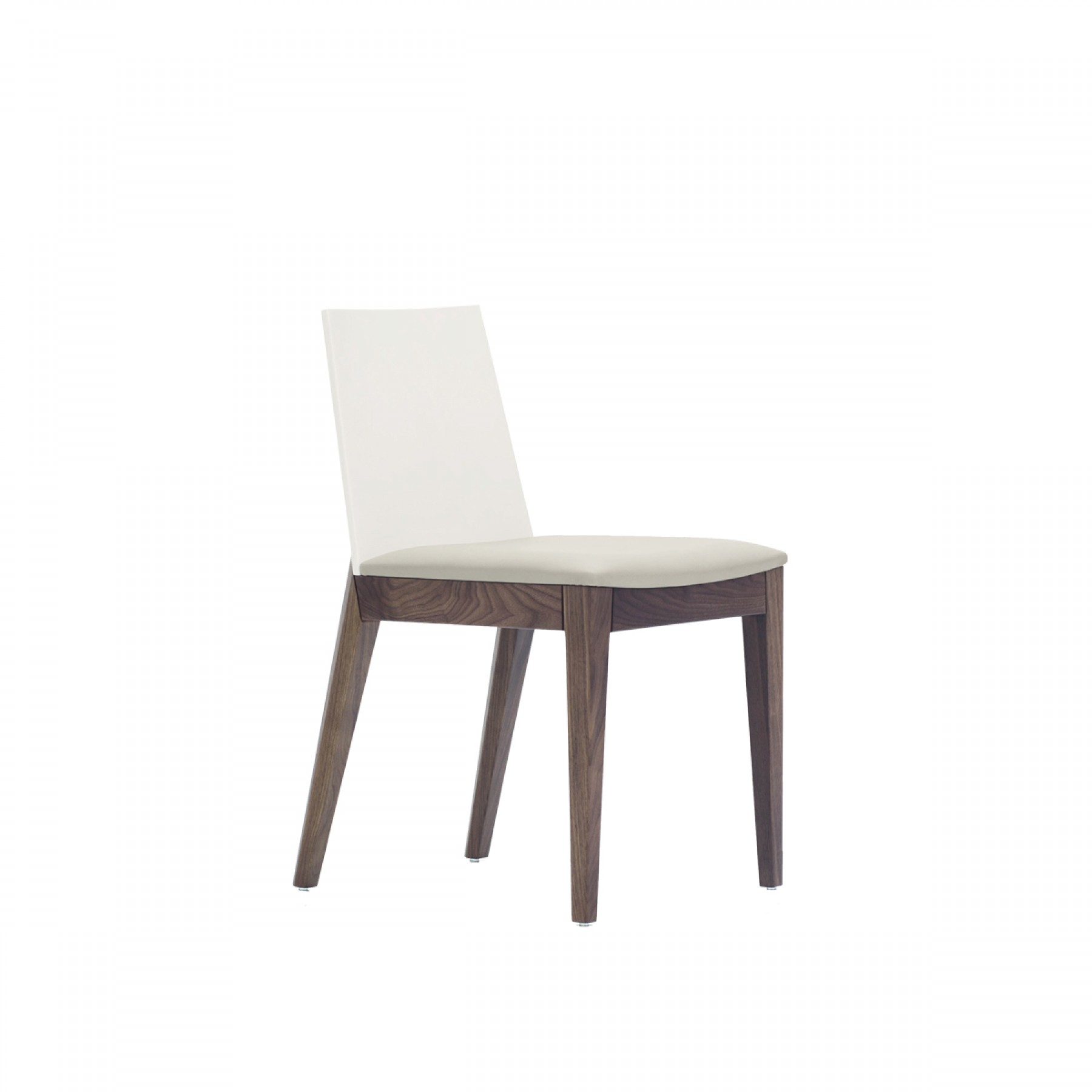 ava walnut dining chair beyond furniture