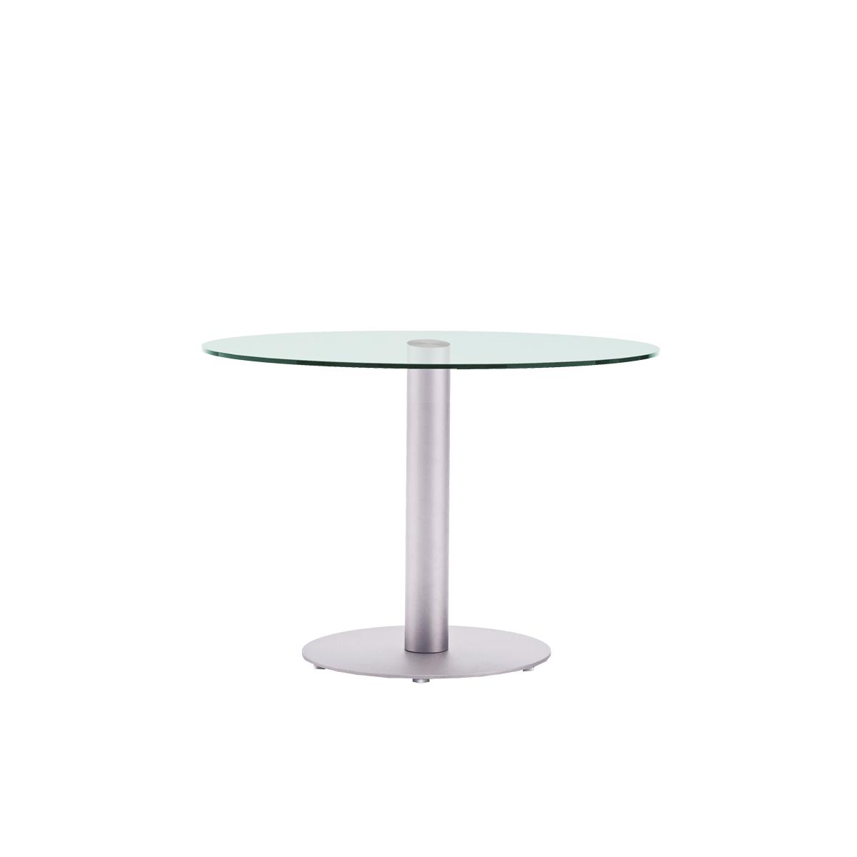 hudson glass pedestal dining table beyond furniture