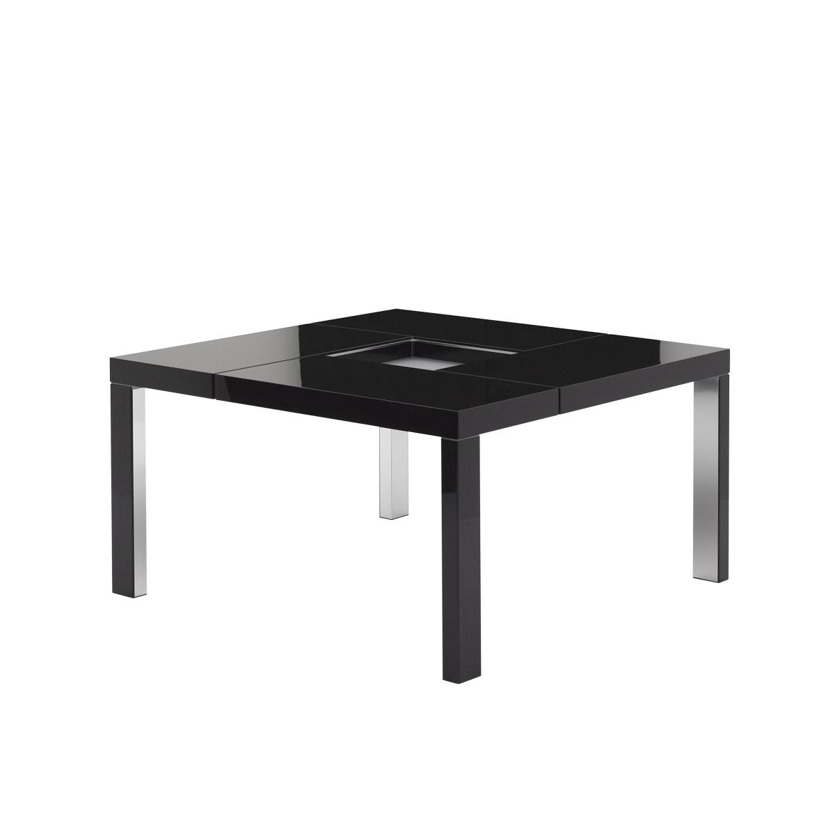 Incavo Square Dining Table Beyond Furniture