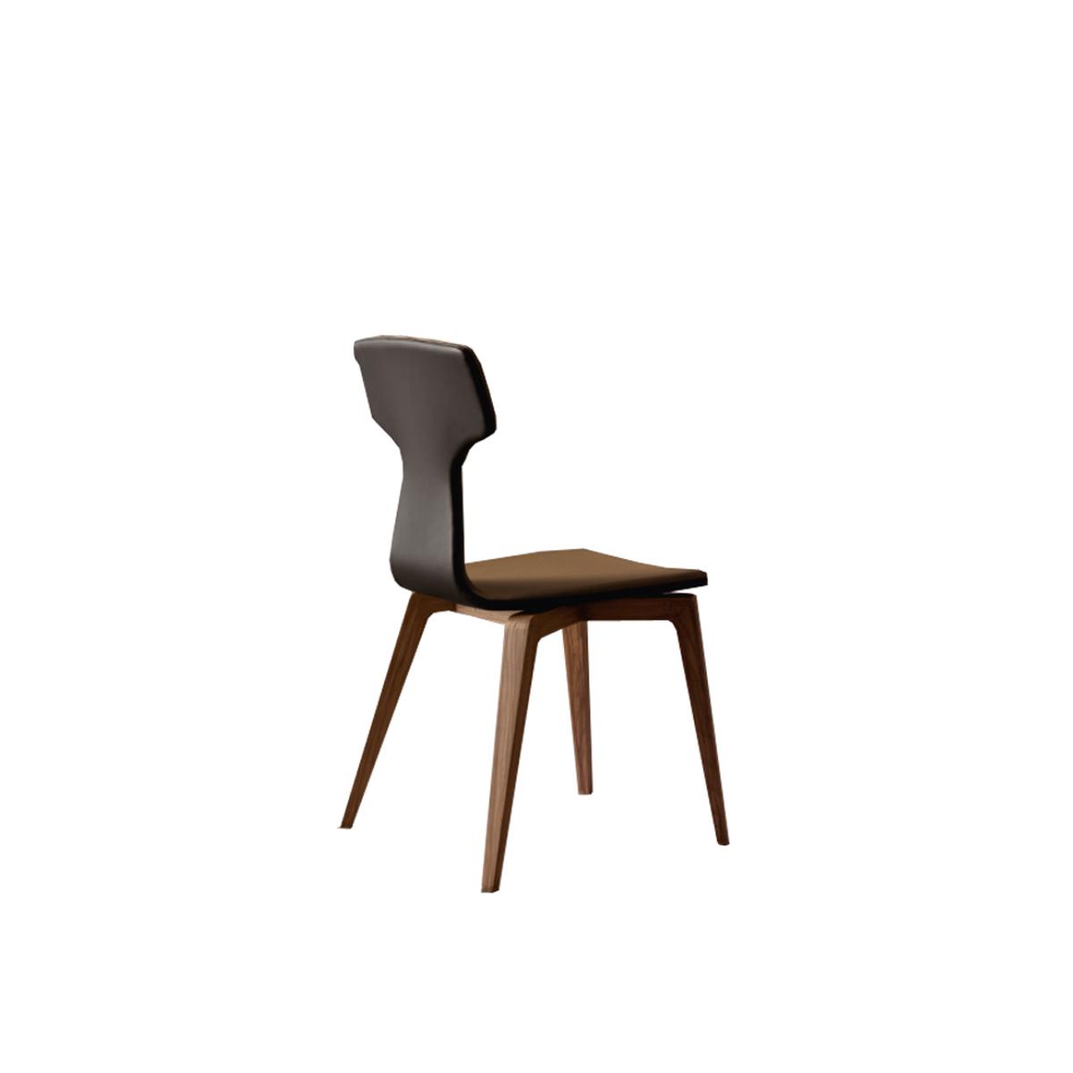 MONIKA CHAIR WALNUT Beyond Furniture