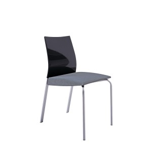 OLTRE-MODERN-DINING-CHAIR-FABRIC-SEAT-GREY