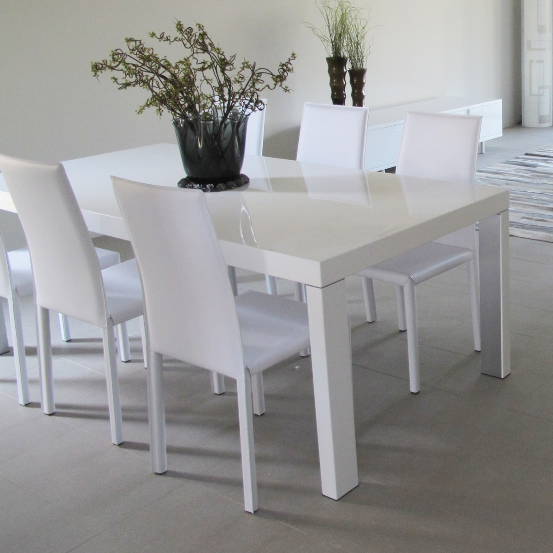 Romina dining chair beyond furniture for Modern dining chairs australia