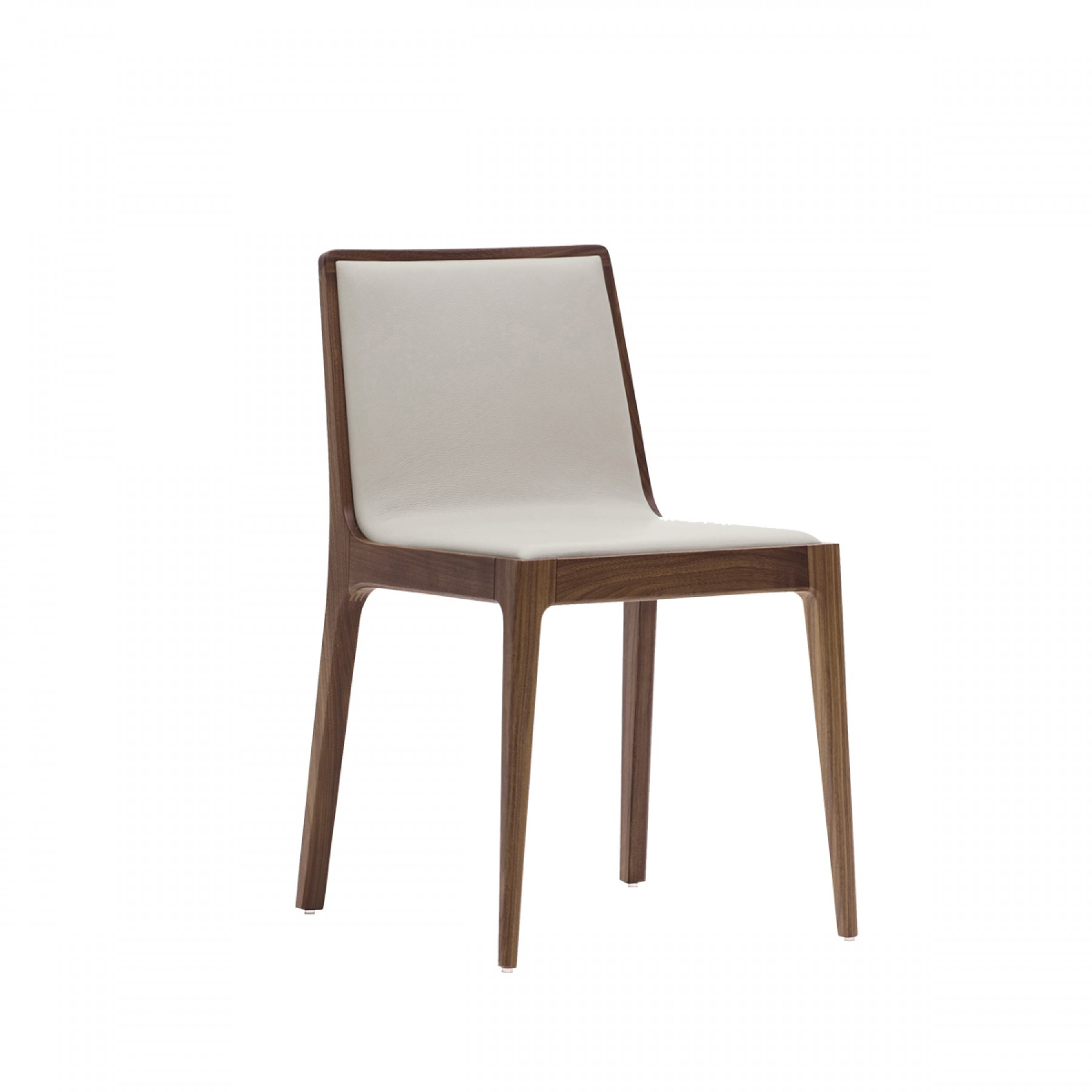 contemporary dining chairs leather. Theo-leather-timber-modern-dining-chair Contemporary Dining Chairs Leather S