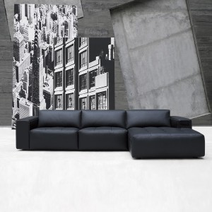 LEVICE CUSTOM RECLINER SOFA 1