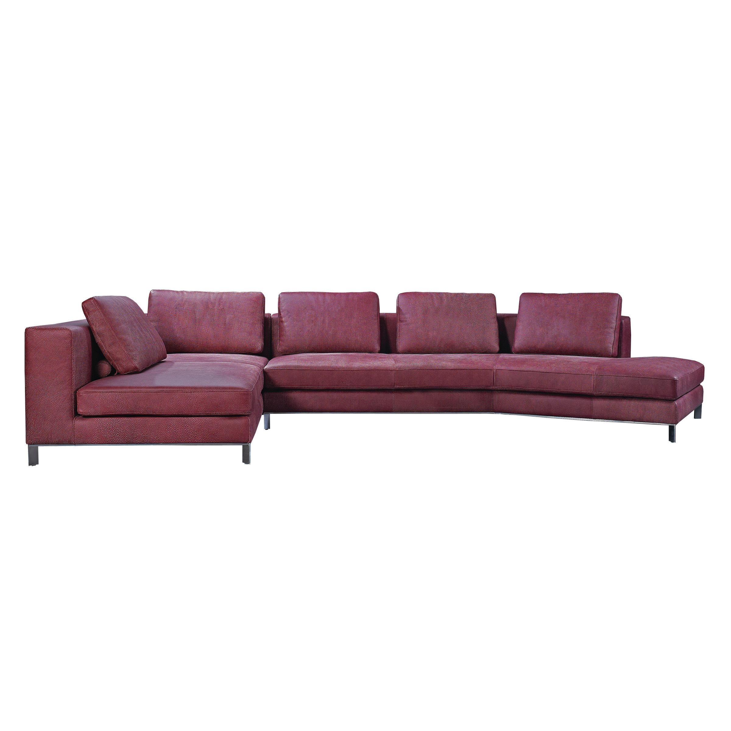 Liberta Angled Corner Sofa Beyond Furniture