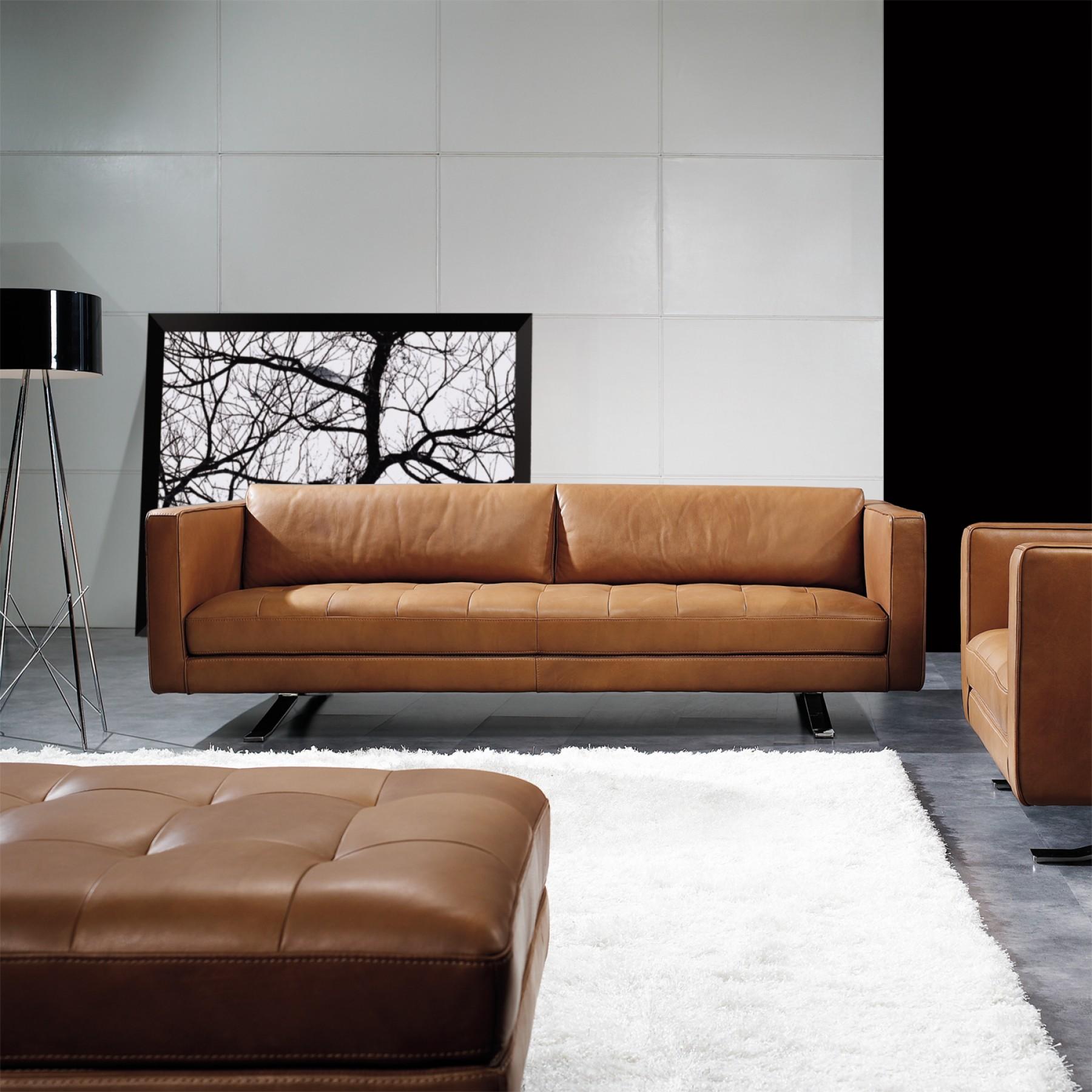 SORANO 3 SEATER SOFA - Beyond Furniture