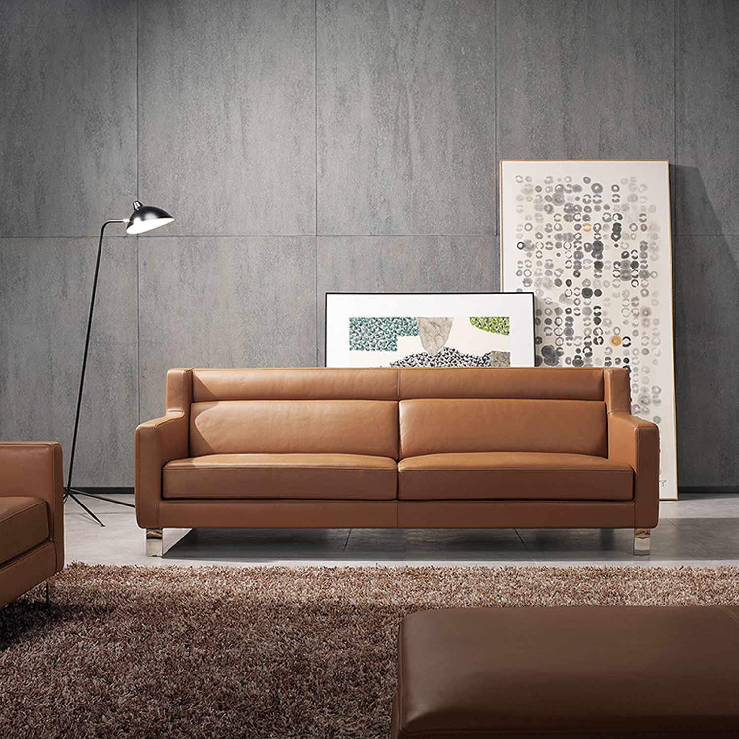 Spaziosa Custom Sofa Beyond Furniture