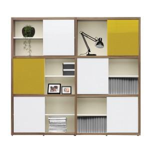 bronte-walnut-2-4m-bookcase