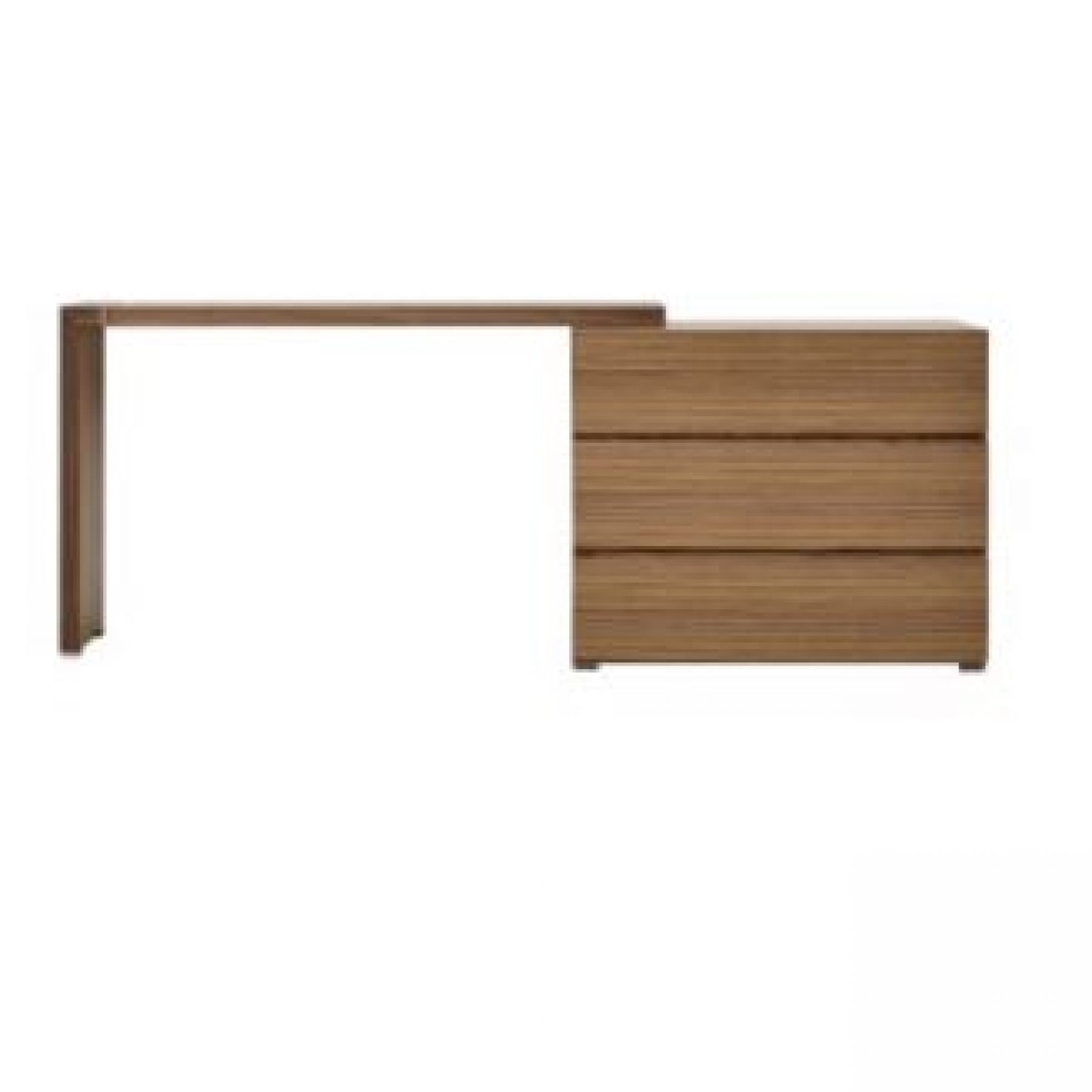 Warehouse Clearance- Cassetti Dresser Chest& Desk Set