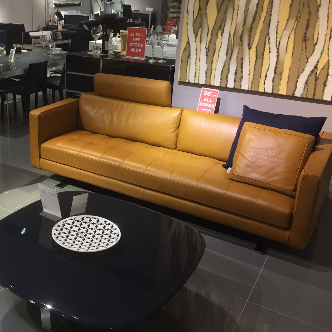 Warehouse Clearance- Sorano 4 Seater Sofa