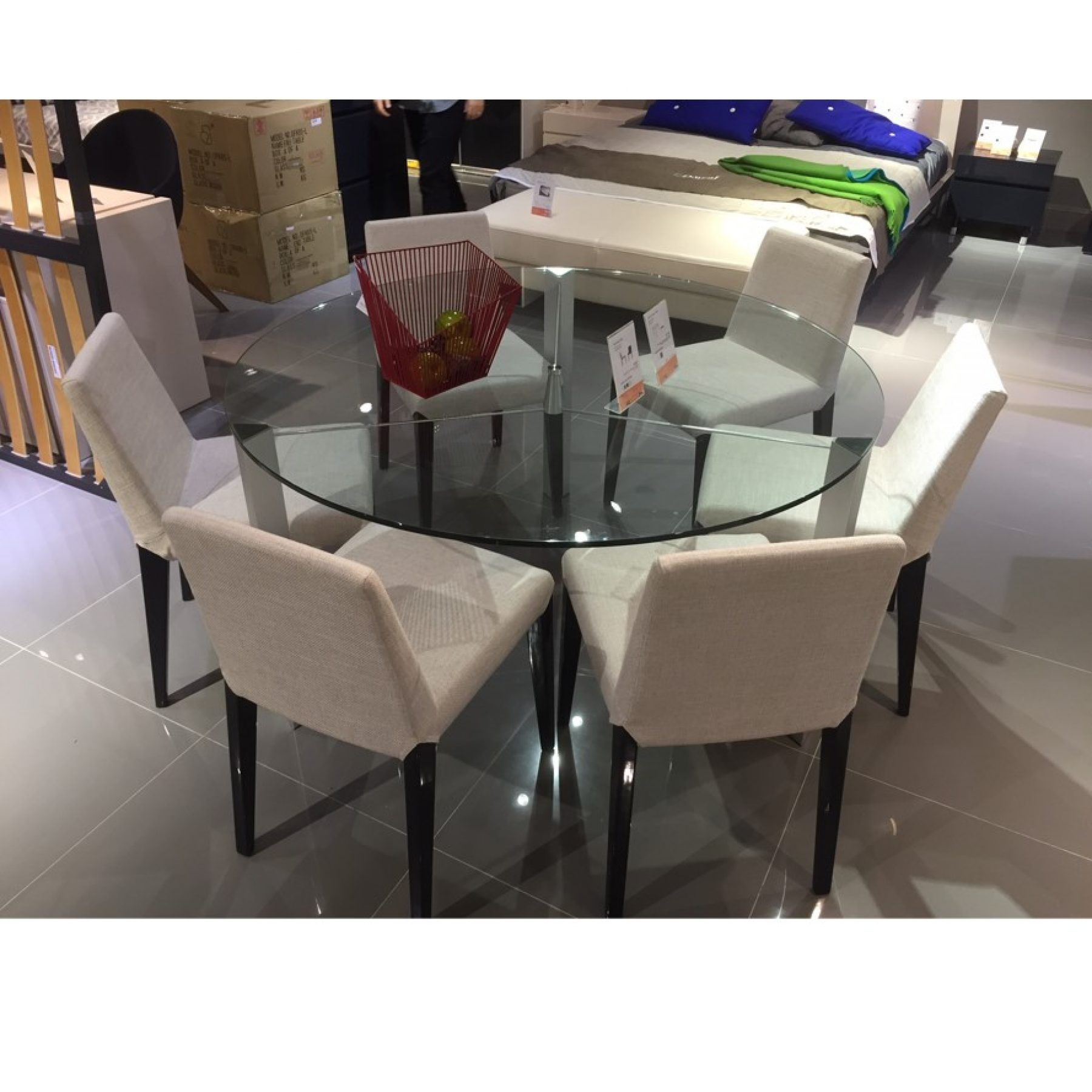 Warehouse Clearance- Occhio Dining Table