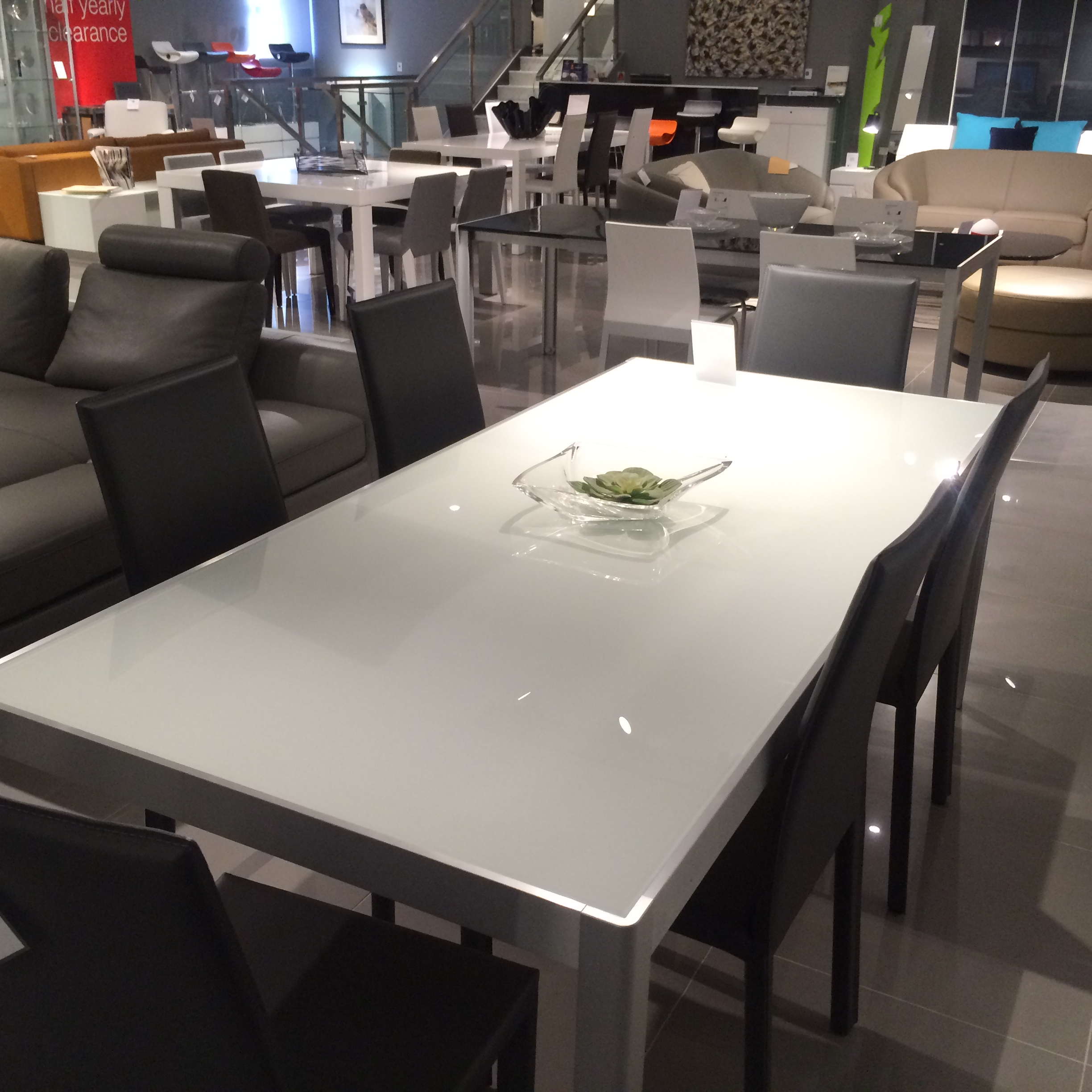 Warehouse clearance sienna dining table m beyond