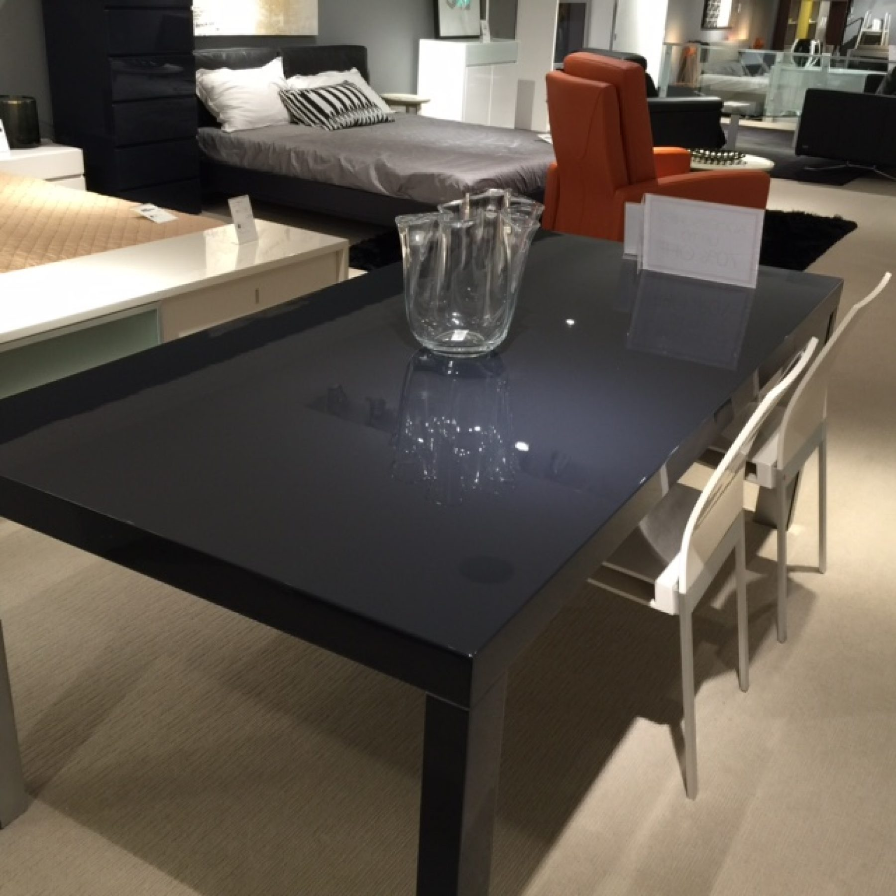 Astrati Dining Table Ex Display Beyond Furniture