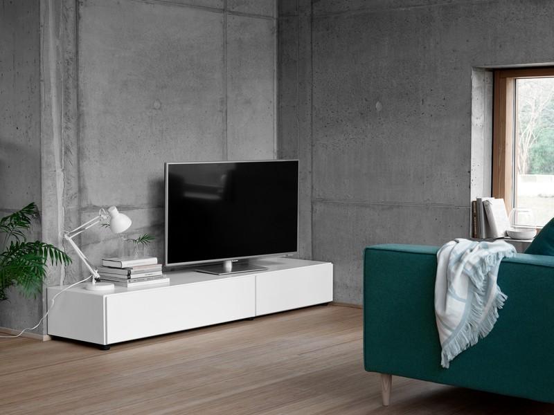 lugano tv unit by boconcept. Black Bedroom Furniture Sets. Home Design Ideas