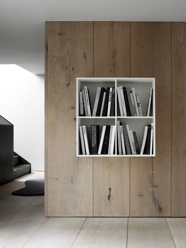 Como - modern bookcase