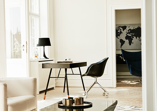 Adelaide dining chair by boconcept for Modern dining chairs adelaide