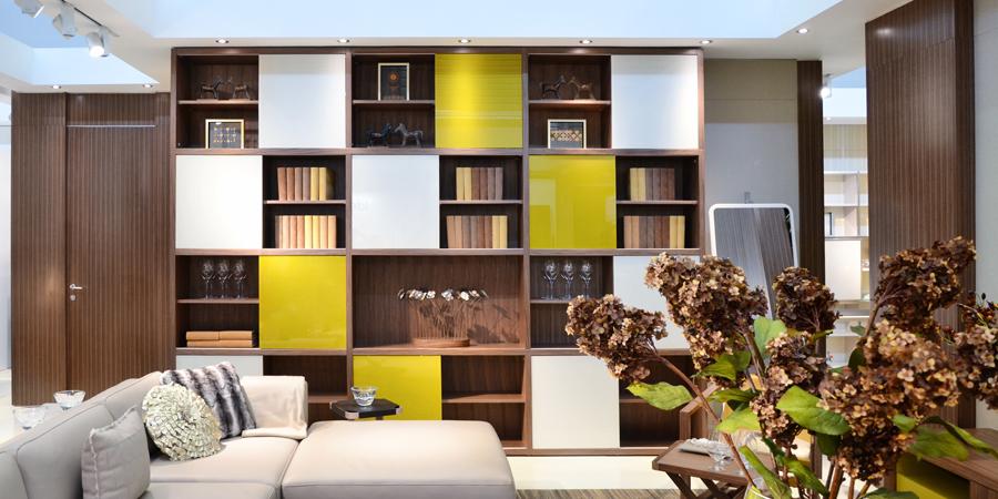modern bookcases - Beyond Furniture Sydney