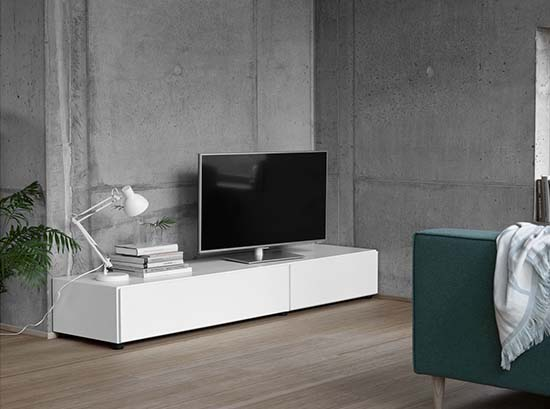 Lugano TV unit