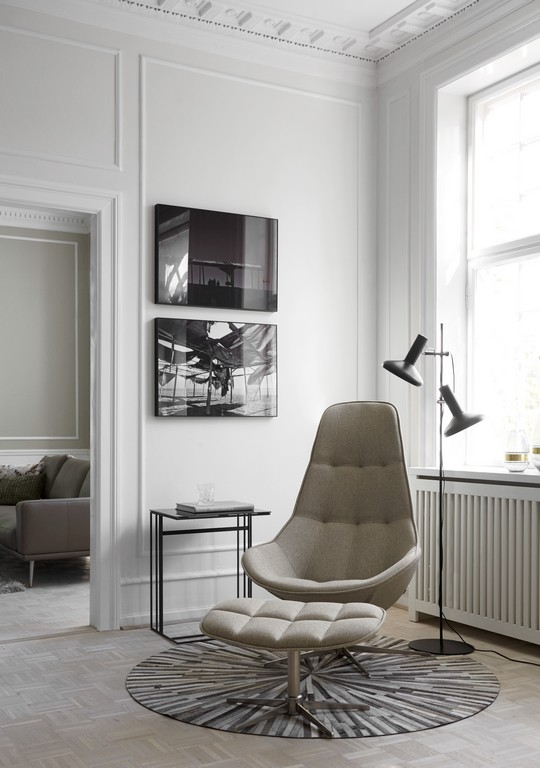boston armchair by boconcept. Black Bedroom Furniture Sets. Home Design Ideas