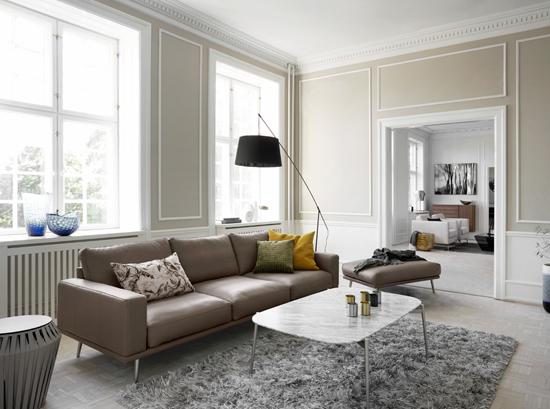 modern sofa Sydney - Carlton by BoConcept