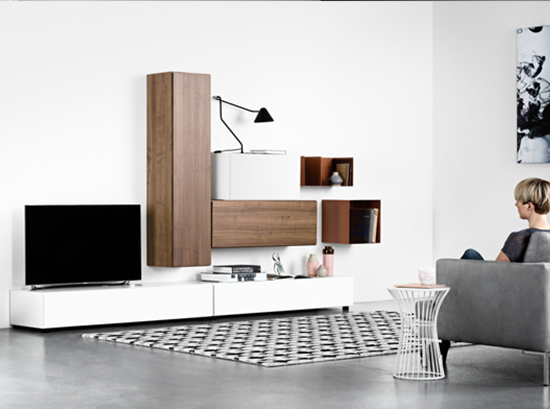 Lugano Wall unit