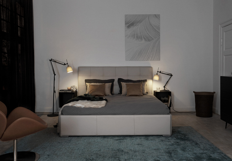 Mezzo Storage Bed By Boconcept
