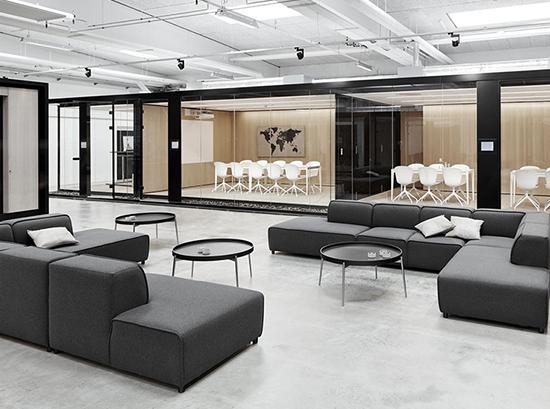Carmo Grey Modular Sofa