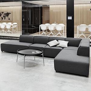 the carmo sofa by boconcept. Black Bedroom Furniture Sets. Home Design Ideas