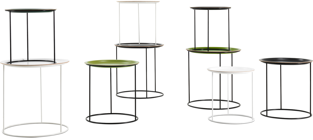 side tables - Cartagena