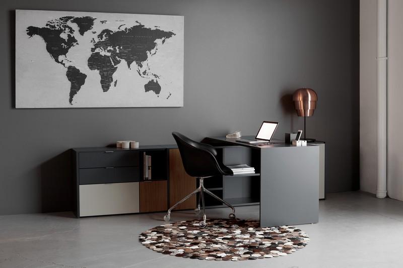 Copenhagen modern desk
