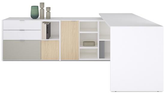 Copenhagen Designer Desk by BoConcept
