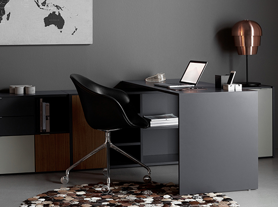 Copenhagen Home office desk