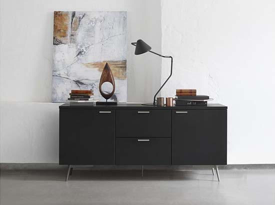 milano sideboard by boconcept. Black Bedroom Furniture Sets. Home Design Ideas