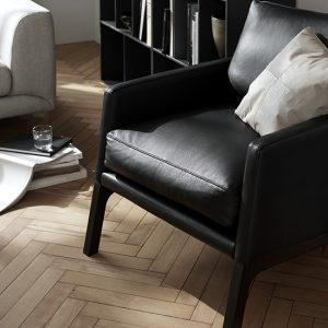 Monte modern armchair