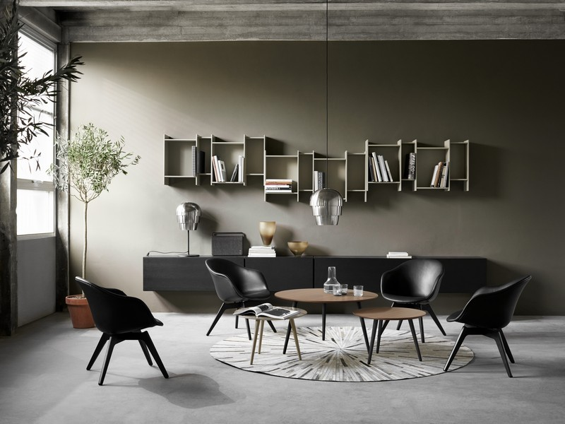 Bornholm - modern coffee table
