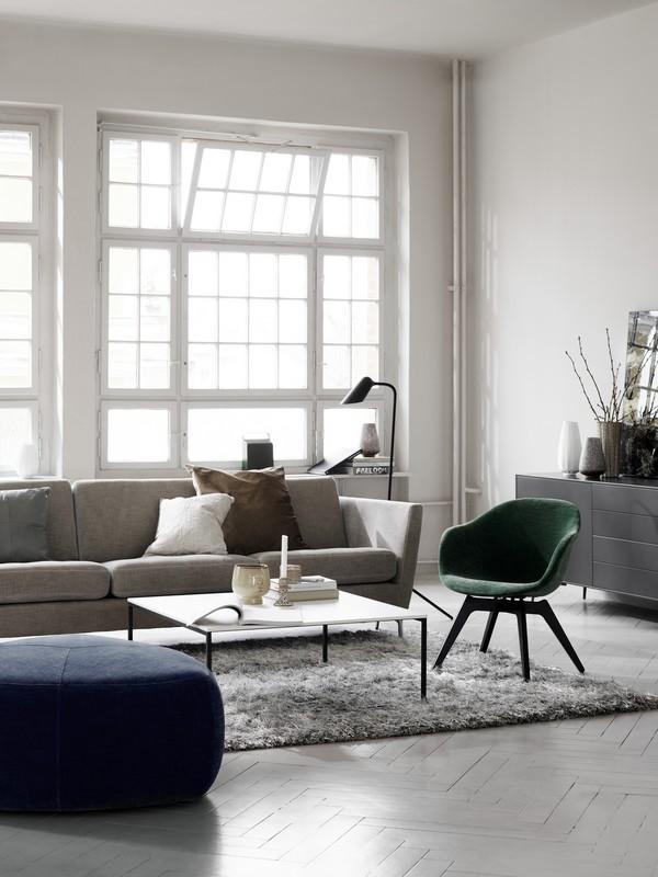 Lugo modern coffee table