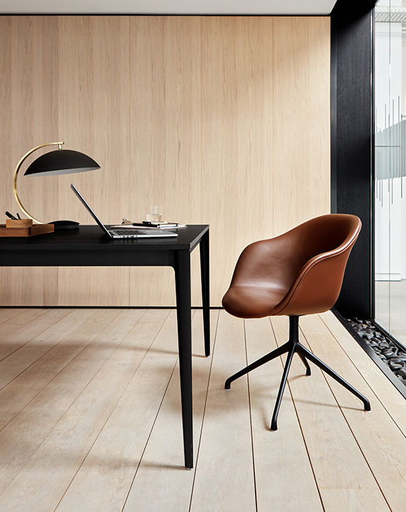 Home Office Furniture Adelaide Adelaide Contemporary Office Chair Zuri Furniture Home Office
