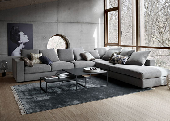 Lugo modern coffee table