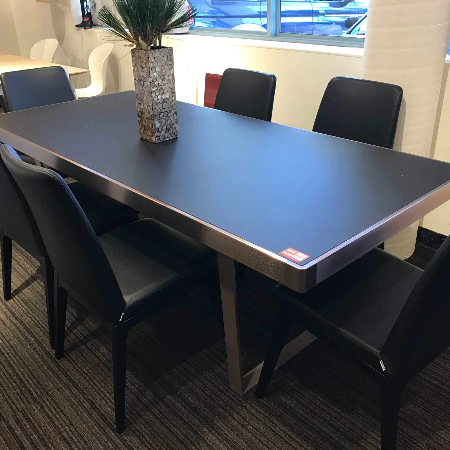 Dining Tables Clearance: Warehouse Clearance-Aster Dining Table