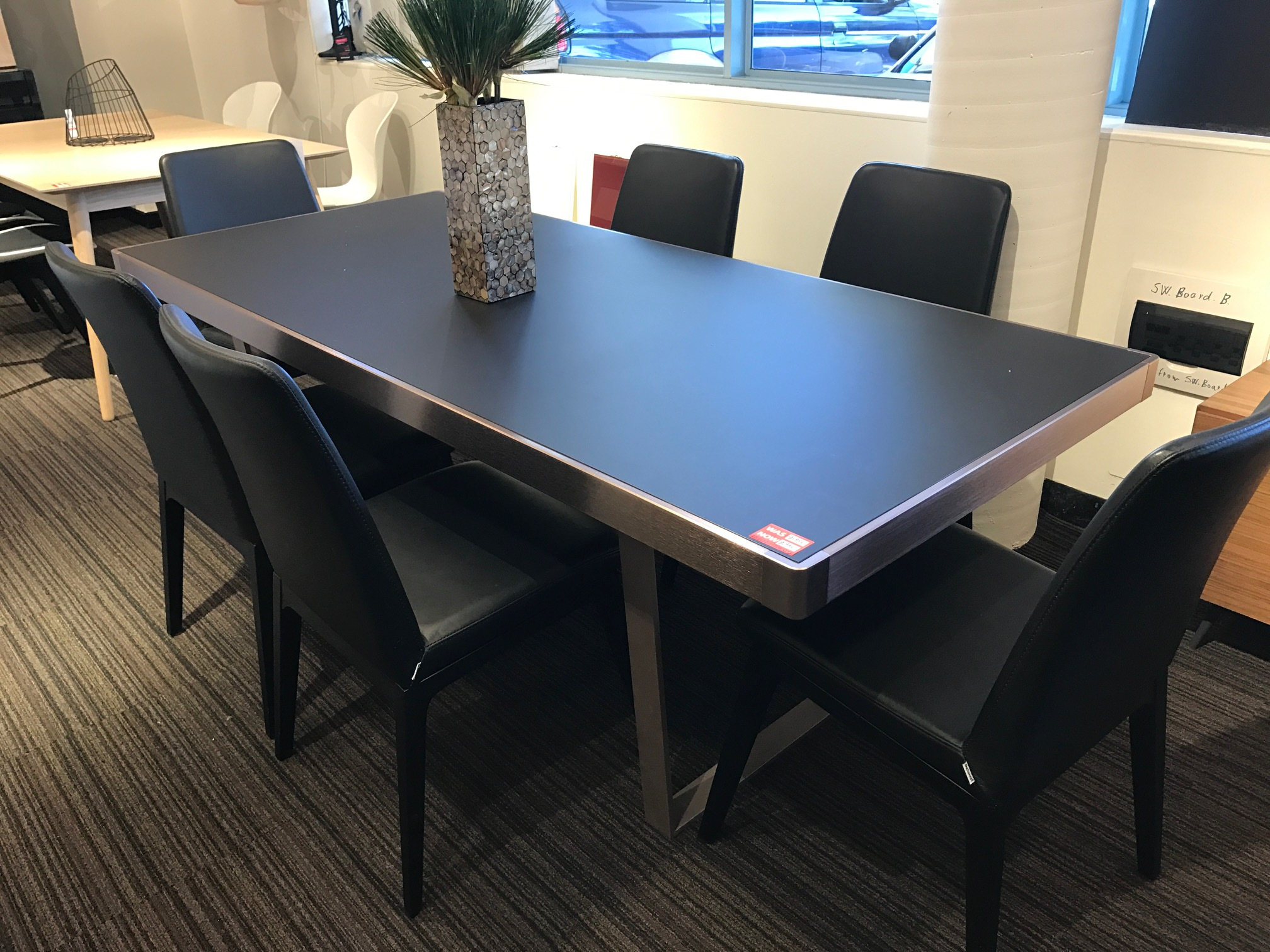 Warehouse Clearance Aster Dining Table Beyond Furniture