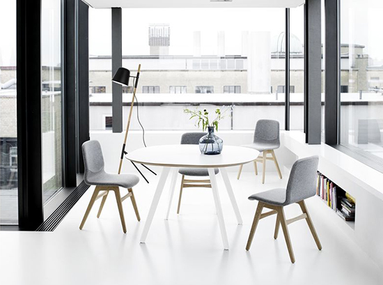 London modern dining chairs