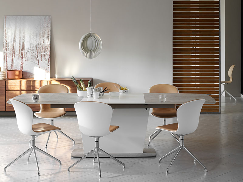 Milano modern dining table